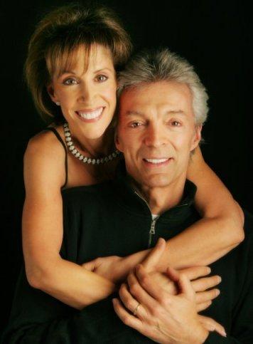 Deana Martin & John Griffeth portrait
