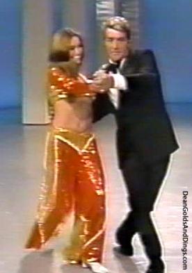 Dean Martin & Liz Kelley Dancing