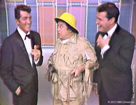 Dean Martin, Marty Allen, Steve Rossi